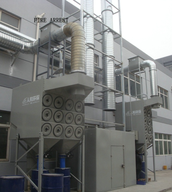 Downflow Dust Collector