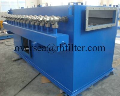 Pleated Bag Filter Dust Collector